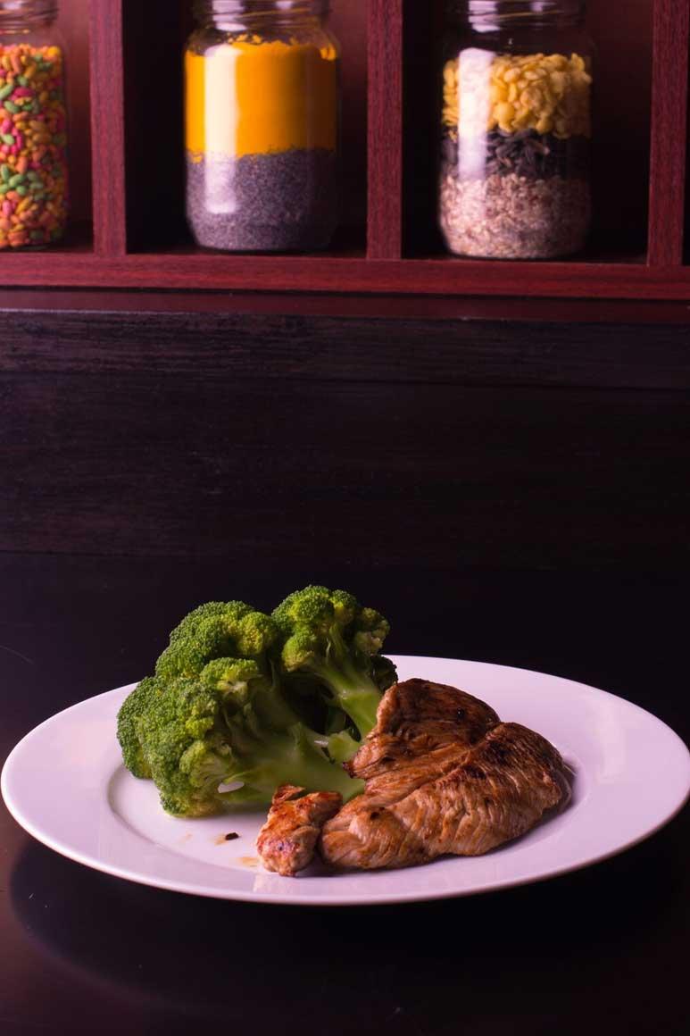 Brokoli i ćuretina