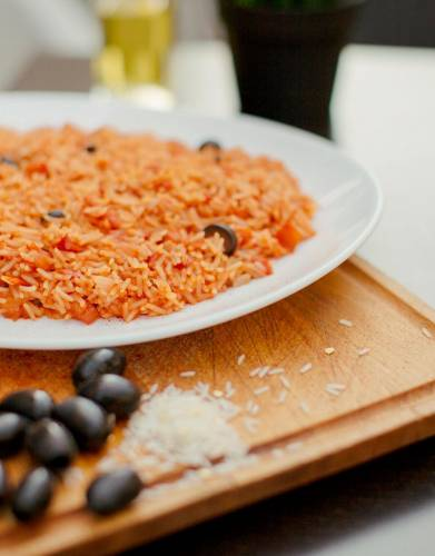 Vege rižoto